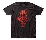 Star Wars Darth Maul fitted jersey tee