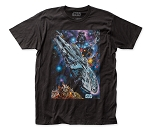 Star Wars 1978 Japanese Poster fitted jersey tee