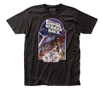 Star Wars ESB Cartouche fitted jersey tee