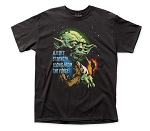 Star Wars Jedi's Strength adult tee