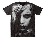 Night of the Living Dead Karen Cooper fitted jersey tee