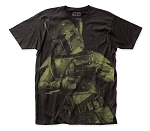 Star Wars Boba Fett big print subway tee