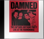 The Damned - The Captains Birthday Party (CD)