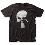 Daredevil Punisher Logo - Fitted Jersey Tee