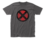 X-Men Logo - Fitted Jersey Tee