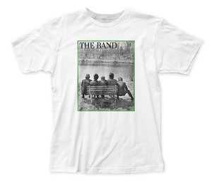 "The Band ""Bench"" - Fitted Jersey Tee"