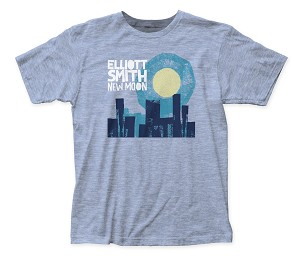 "Elliott Smith ""New Moon"" - Fitted Jersey Tee"