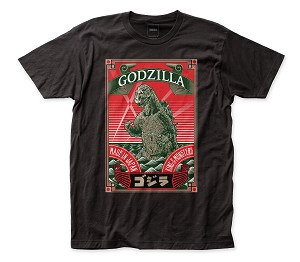 "Godzilla ""Made In Japan"" - Fitted Jersey Tee"