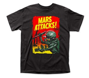 "Mars Attacks! ""Gradient Poster"" Tee"