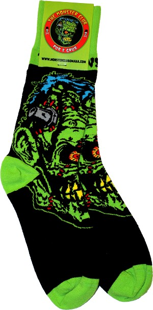 The Monster Club Socks