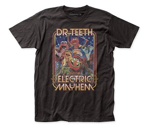 "The Muppets ""Dr. Teeth Band"" - Fitted Jersey Tee"