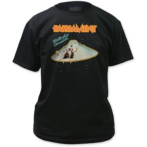 "Parliament ""Mothership Connection"" Tee"