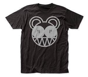 "Radiohead ""Bear"" - Fitted Cotton Tee"