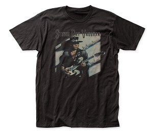 "Stevie Ray Vaughan ""Texas Flood"" - Fitted Jersey Tee"