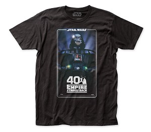 Star Wars ESB 40 Years fitted jersey tee