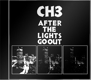 Channel Three - After the Light Go Out (CD)