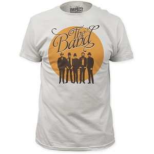 "The Band ""Catskills Band Group Print"" - Fitted Cotton Tee"