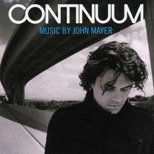 "John Mayer ""Continuum"" [Import] 2 PC"