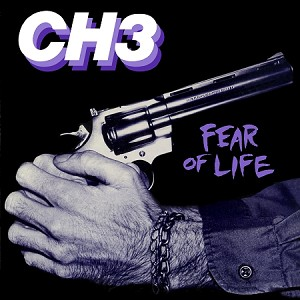 Channel Three - Fear of Life - Vinyl Record (200 Gram Black)