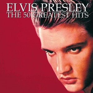 "Elvis Presley ""50 Greatest Hits"" [Import] 2 PC"