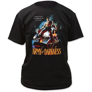 "Army Of Darkness ""Trapped In Time"" Tee"