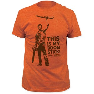"Army Of Darkness ""This Is My Boomstick!"" - Fitted Jersey Tee"