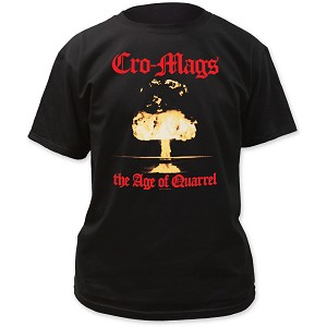 "Cro-Mags ""The Age of Quarrel"" Tee"