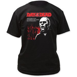 "Day of the Dead ""Darkest Day of Horror"" Tee"