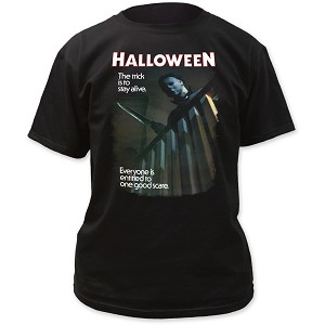 "Halloween ""One Good Scare"" Tee"