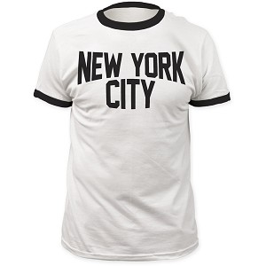 "Impact Originals ""New York City Ringer"" - Fitted Jersey Tee"