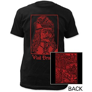 "Impact Originals ""Vlad Dracula"" - Fitted Jersey Tee"