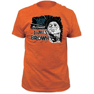 "James Brown ""Mr. Dynamite A Show For The Entire Family"" Tee"