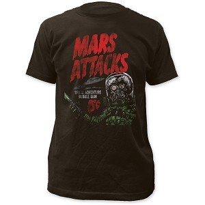 "Mars Attacks! ""Space Adventure"" - Fitted Jersey Tee"
