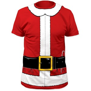 "Impact Originals ""Santa Claus"" - Costume Tee"