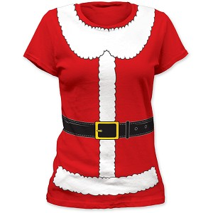 "Impact Originals ""Mrs. Claus"" - Costume Tee (Women's)"