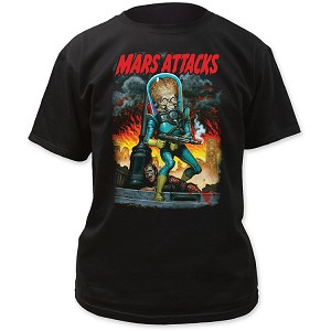 "Mars Attacks! ""City Destruction"" Tee"