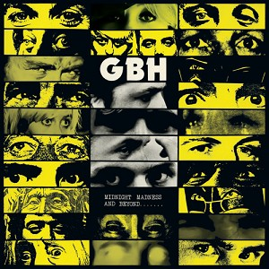 "G.B.H. ""Midnight Madness & Beyond"" Limited Edition - Reissue - Yellow Colored Vinyl"