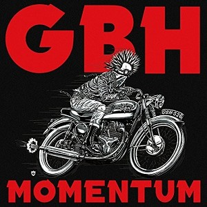 "G.B.H. ""Momentum"" Limited Edition - Red Colored Vinyl"
