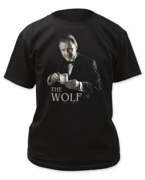 "Pulp Fiction ""The Wolf"" Tee"