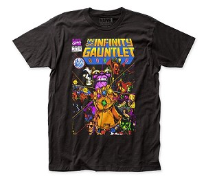 "Thanos ""The Infinity Gauntlet"" - Fitted Jersey Tee"